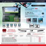 Netbook Libretto W100 Ultra MiniNote SSD International Warranty Options