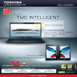 Portege Notebook R700 Libretto W100