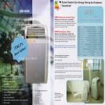 Hong Portable Airconditioner V Series 12000 BTU Bree Diamond Ionized Filter Deodorizer Filter