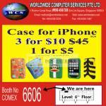 Worldwide Computer IPhone Case 3GS
