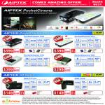 IKnow Aiptek PocketCinema Projector V20 V10 T30 T20 Camcorders SD AHD T8 Lite T230