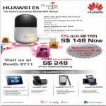 Huawei E5 Mobile WiFi E5s E586