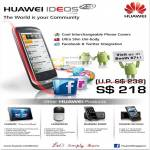 Huawei Ideos X3 Smartphone