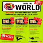 Tom Tom GPS XL 250 XXL 250 Go 750 Lane Guidance Bluetooth IQ Routes