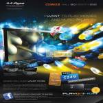Play On HD2 Media Player
