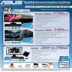Desktop PC Essentio CM6830 CG8250 EB1501P