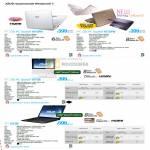 Notebooks Eee PC Seashell 1015PN 1015PW 1015B 1215B