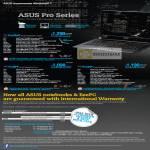 Notebooks Pro Series Pro36JC Pro8FF Pro35F Extended Warranty