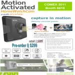 Brinno HomeWatchCam MAC100 Security Motion Camera