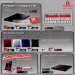 Iomega External Storage Prestige USB3 EGo Superhero IConnect Wireless Data Station