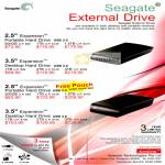 Acecom Seagate External Storage Expansion USB3