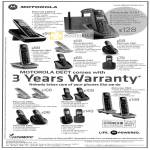 Motorola Dect Phones CD201B O101 D501 D401 C401 C601 D1001 D402 C402 D502 C602 D1002