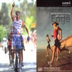 Garmin GPS Forerunner Edge Training Devices Running Cycling