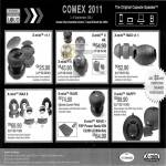 X-Mini Capsule Speaker II HK Max V1.1 MAX II Rave Happy