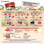 Ink Cartridge Combo Photo Paper 4R