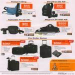 Lowepro Bags Passport Sling SlingShot 202 AW Toploader Pro 65 AW Magnum DV 6500 AW Pro Roller Attache X50 X200 X300