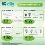 AZ E-Lite LED 100 Dollar Specials