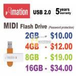 Imation MIDI Flash Drive