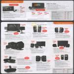 Media Player Zen X-Fi2 X-Fi Style Speakers GigaWorks T3 T40 Series II T20 Inspire T6160 T3130 S2 IPod Dock D160 D120 T10 T12 SBS A40 A60 A220 A320 A520