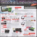ZiiO 10 Style M300 Headset WP-350 300 Zen Touch 2 Speakers T12 Wireless Inspire S2 D80