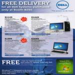 Desktop PC XPS 8300 Inspiron 2320 AIO All-In-One