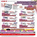 OKI Printers Laser Multifunction Colour MC361dn MC561dn C330dn C530dn C610n C810n C830n