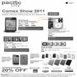 Pacific City Apple IPod Touch Classic Nano Shuffle MP3 Tunewear Soft Capdase Polimor Case