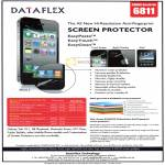 Eastgear Dataflex Screen Protector Anti-Fingerprint IPhone IPad