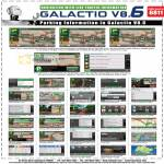 Eastgear GPS Galactio V8.6 Live Traffic Features