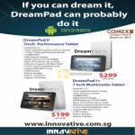 Innovative Tablet DreamPad II I Android
