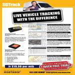 SGTrack Live Vehicle Tracking Teltonika GH1202 Tracker FM2200 AVI Terminal