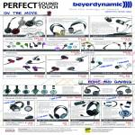 Beyer Dynamic Headphones Earphones DTX 300 P 235 MMX 101 IE 11 IE 21 IE 101 IE 71 IE 60 100 T 5p 131 TV MMX 2 300