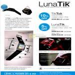 Nano Watch TikTok LunaTik Scott Wilson RedRun Nike