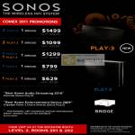 Sonos Wireless Hifi System Play Bridge