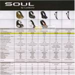 Soul Orange Communications Ludacris Headphones Headset SL300GG SL300WB SL150CB SL150BW SL100UB SL100RB SL99 SL49
