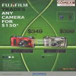 Digital Cameras Trade In Finepix F500 EXR F550 EXR