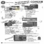 Cameras C1433 C1233 X500 PJ1 E1680W