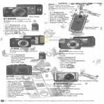 Cameras E1480W DV1 J1455 A1455 G100 E1410SW
