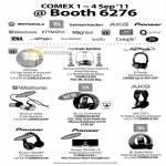 RI Remote Harman Kardon Soundsticks III ED Hardy Westone UM3X Earphones JBL On Air Aireless AKG GHS1 Pioneer HDJ500T PXW-NAV1-K JBL Radial Micro IPod Dock