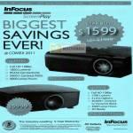 Projectors ScreenPlay SP8600 SP8604