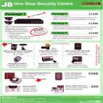 One Stop Security Centre DVR Dome CCD Camera DV80 GPS Tracker Alarm E.M. Lock System Intercom