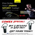Bluetooth Headset Sport BT2090