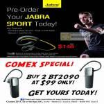 Bluetooth Headset Sport BT2090