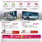 TV Cinema 3D LW5700 LW4500
