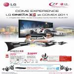 TV Cinema 3D LW6500 Smart TV