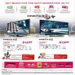 TV LW5700 LW4500 Cinema 3D Smart