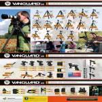 Vanguard Aluminium Alloy Tripods Monopods Accessories Camera Bag