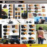 Vanguard Camera Video Bags Heralder Skyborne Adaptor Sydney Uprise Pampas Peking