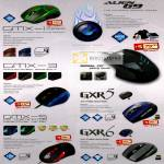 Powerlogic Mouse Alien G9 Prediator MX-1 MX-3 GXR5 MX-5 GXR6 Ballast FDR Gaming Mouse