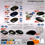 Powerlogic Wireless Mouse BTX Bluetooth 2GO Air 1 GX 2 3 GLX Air R3
